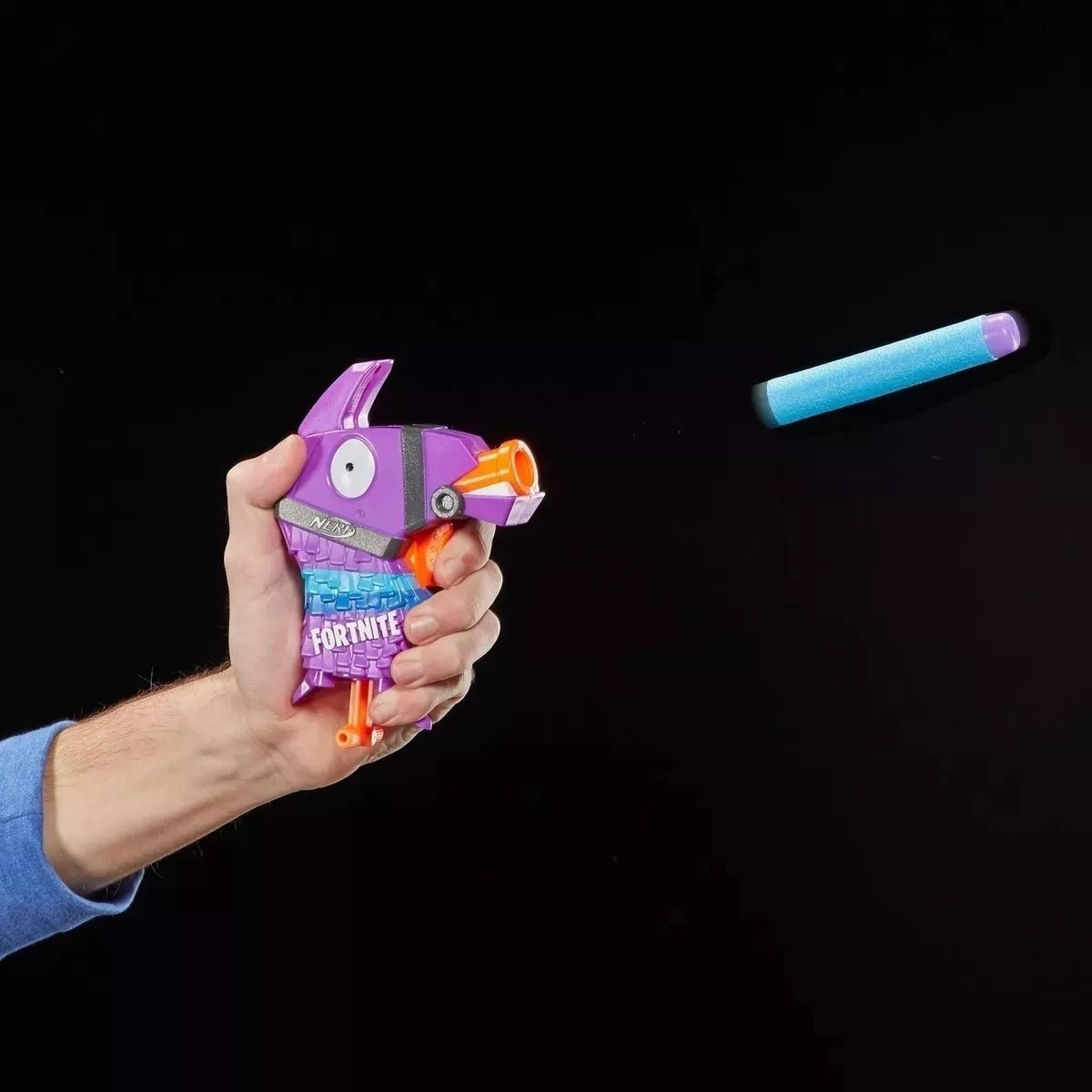 Nerf Fortnite Lhama Micro Shots Micro Llama - Hasbro E6747