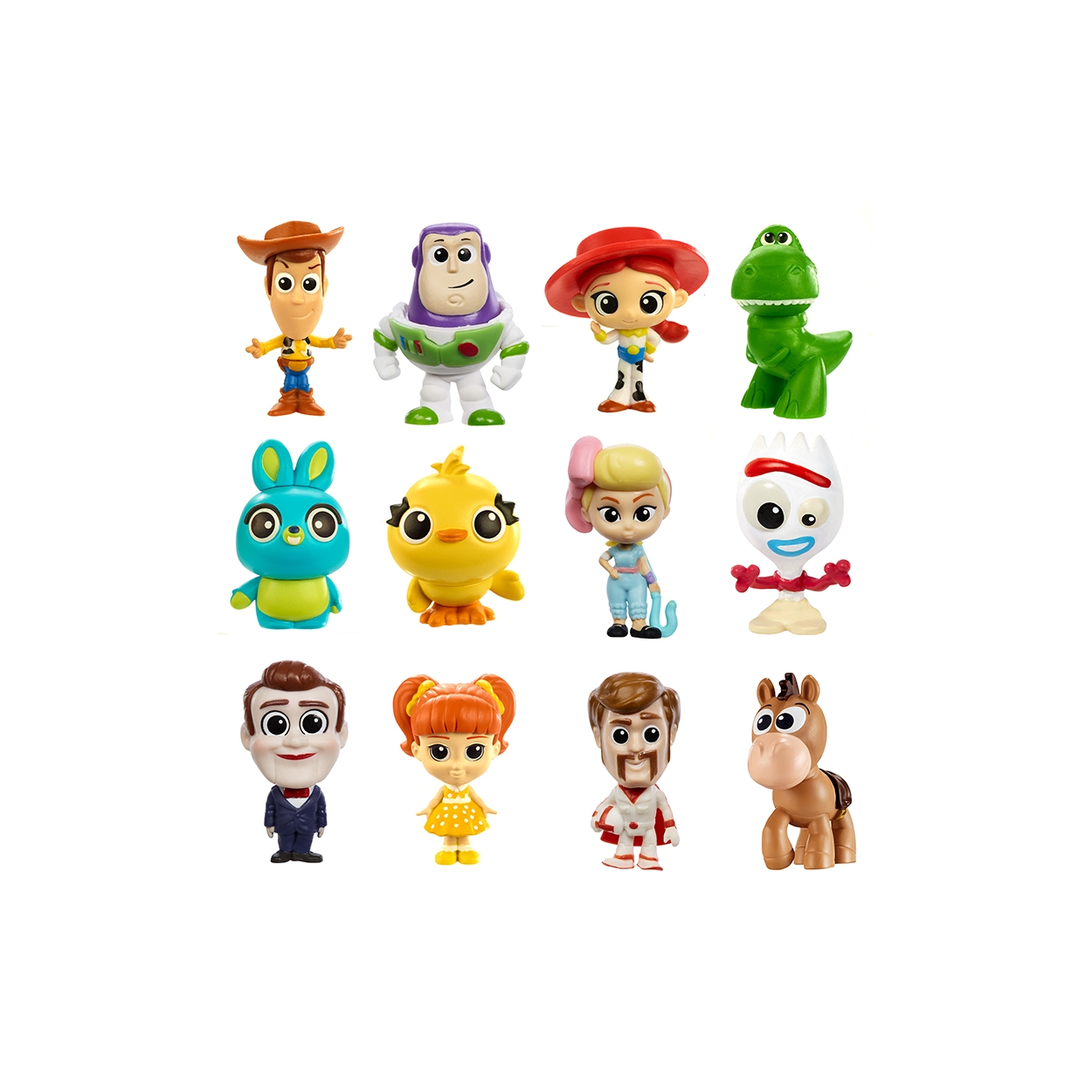 Nova Mini Figura Personagem Toy story 4 - sortimento