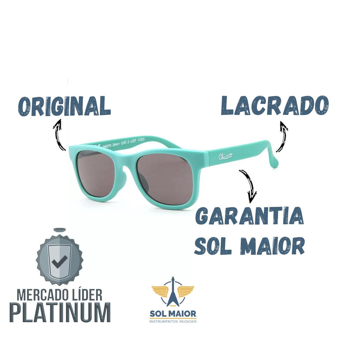 Óculos de Sol Infantil Menino Verde - 24m+ Chicco