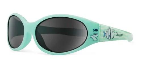 Óculos de Sol Bebe Menino Little Fish - Azul 12M+ Chicco