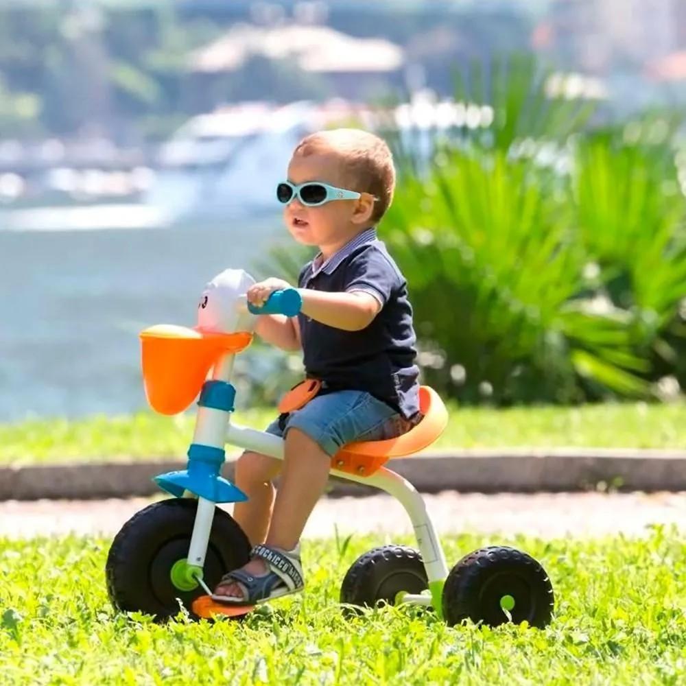 Óculos de Sol Para Bebe Menino Verde - 12M+ Chicco