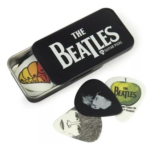 Palheta Planet Waves The Beatles Lata 15 Palhetas