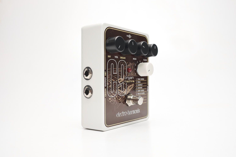 Pedal C9 Organ Machine Ehx Electro-harmonix