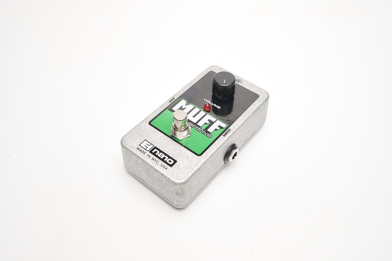Pedal Ehx Electro-harmonix Muff Overdrive