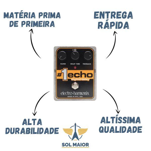 Pedal Electro-harmonix #1 Echos Digital Delay True Bypass
