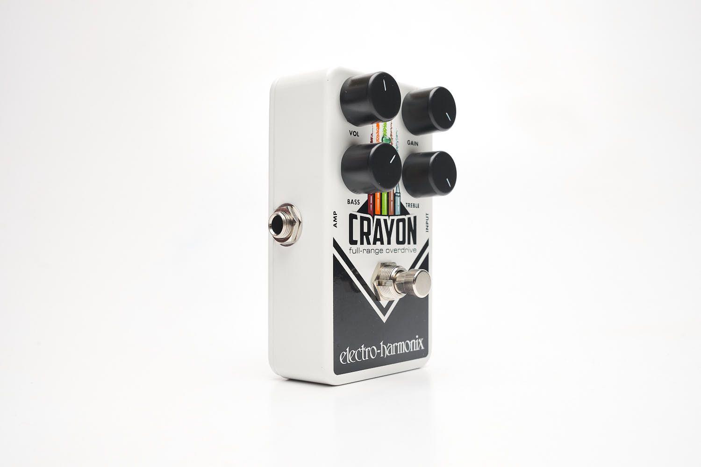 Pedal Electro-harmonix Crayon Full-range Overdrive