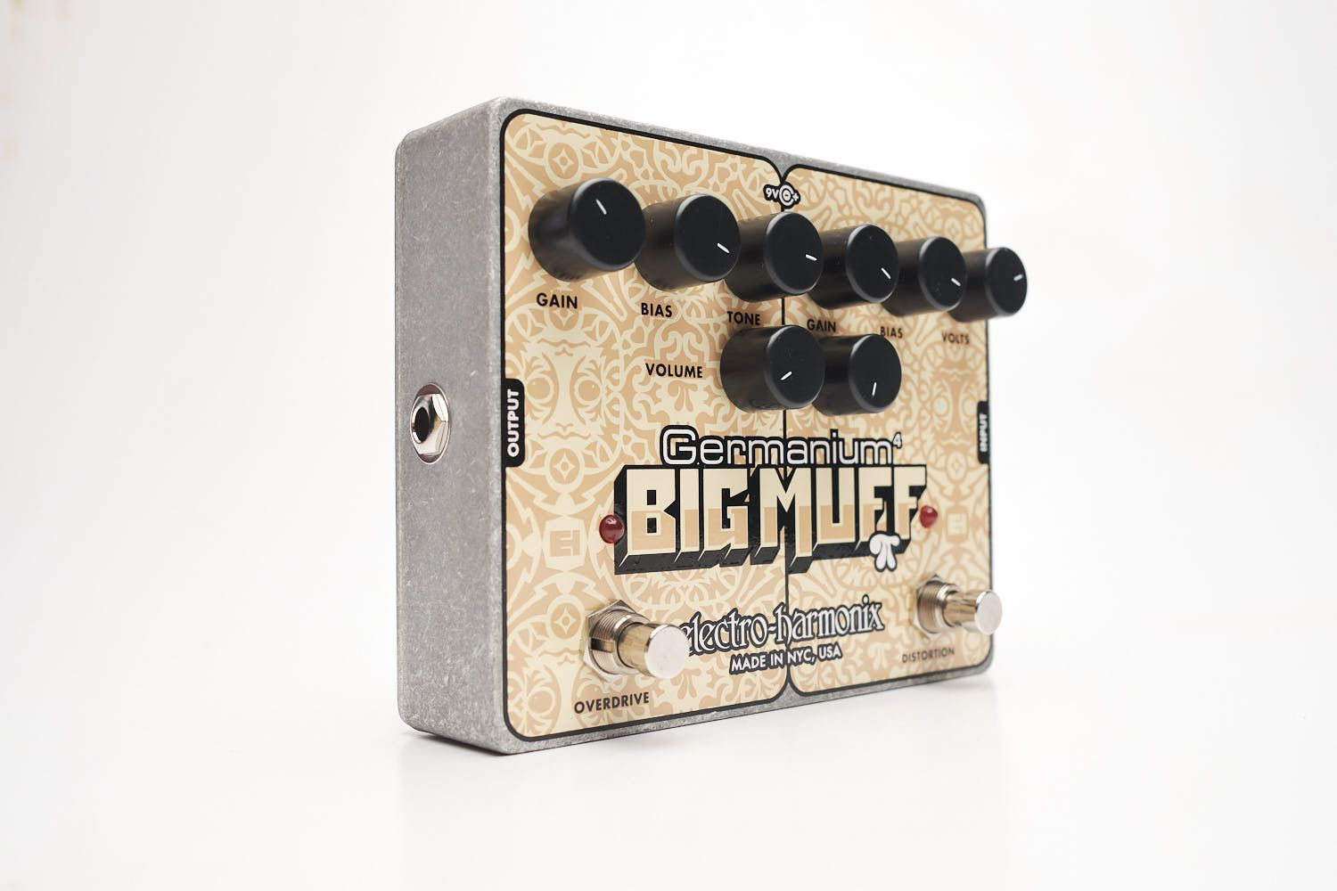 Pedal Electro-harmonix Germanium 4 Big Muff Pi Distortion