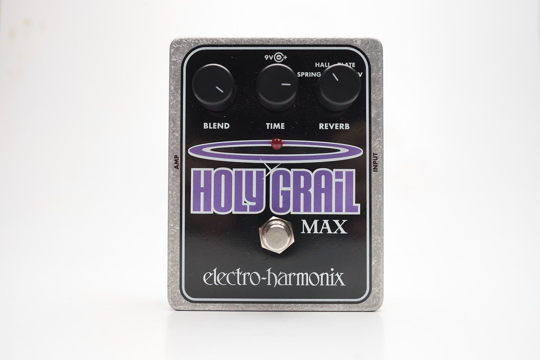 Pedal Electro Harmonix Holy Grail Max