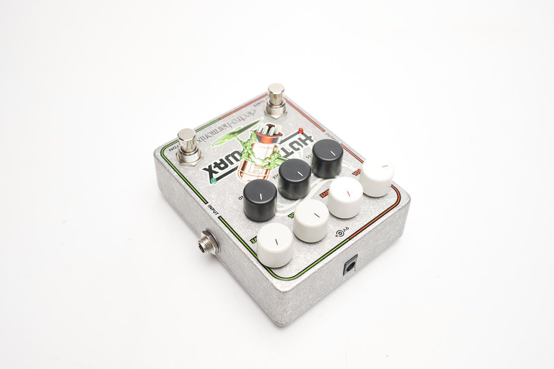 Pedal Electro-harmonix Hot Wax Dual Overdrive - Hot Wax
