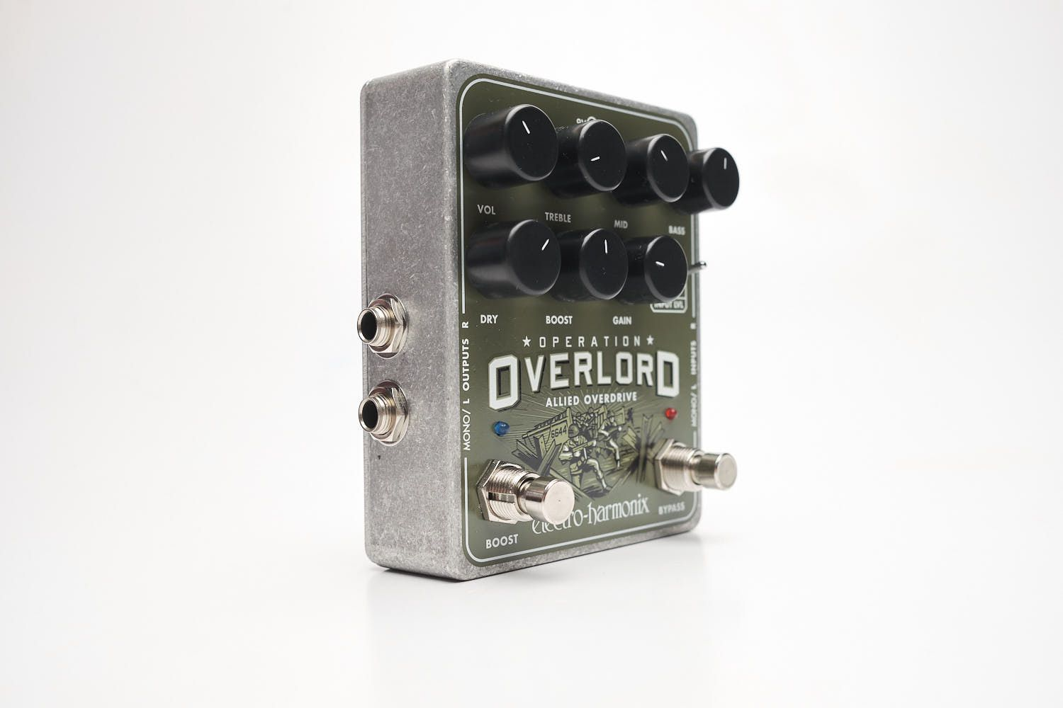 Pedal Electro-harmonix Operation Overlord Overdrive