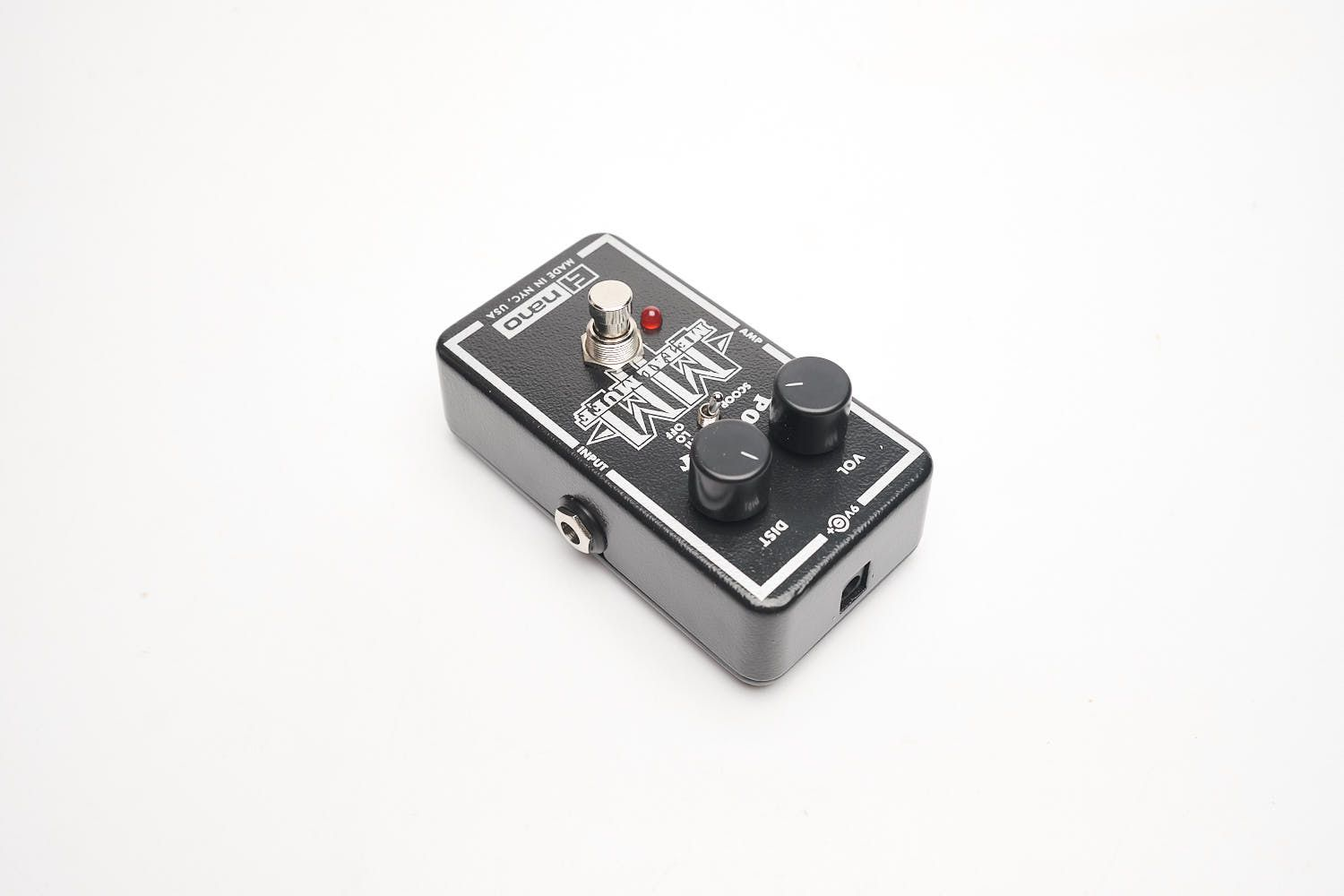 Pedal Electro-harmonix Pocket Metal Muff Distortion With Mid Scoop