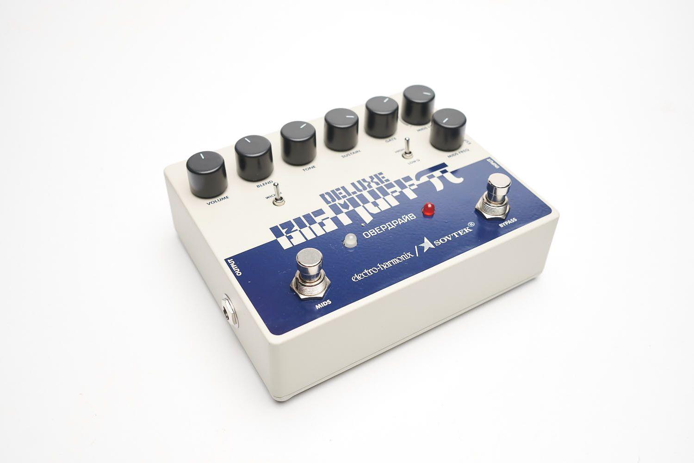 Pedal Electro-harmonix Sovtek Deluxe Big Muff Pi Distortion