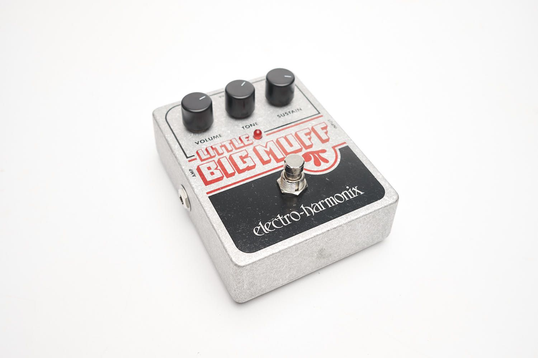 Pedal Fuzz Electro Harmonix Little Big Muff - Fuzz Face