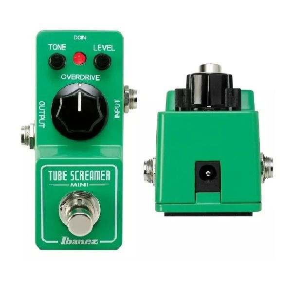 Pedal Ibanez Tube Screamer Ts Mini C/ Nf E Gtia Ts9 Ts808 Dx