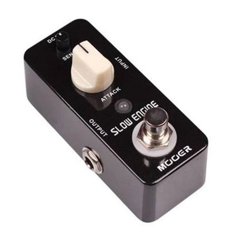 Pedal Mooer Efeito Arco MSG1 Micro Slow Engine Mooer Micro Series