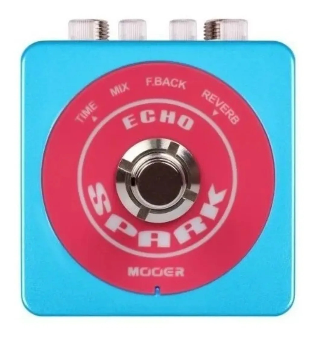 Pedal Mooer Spark Echo Sdl2