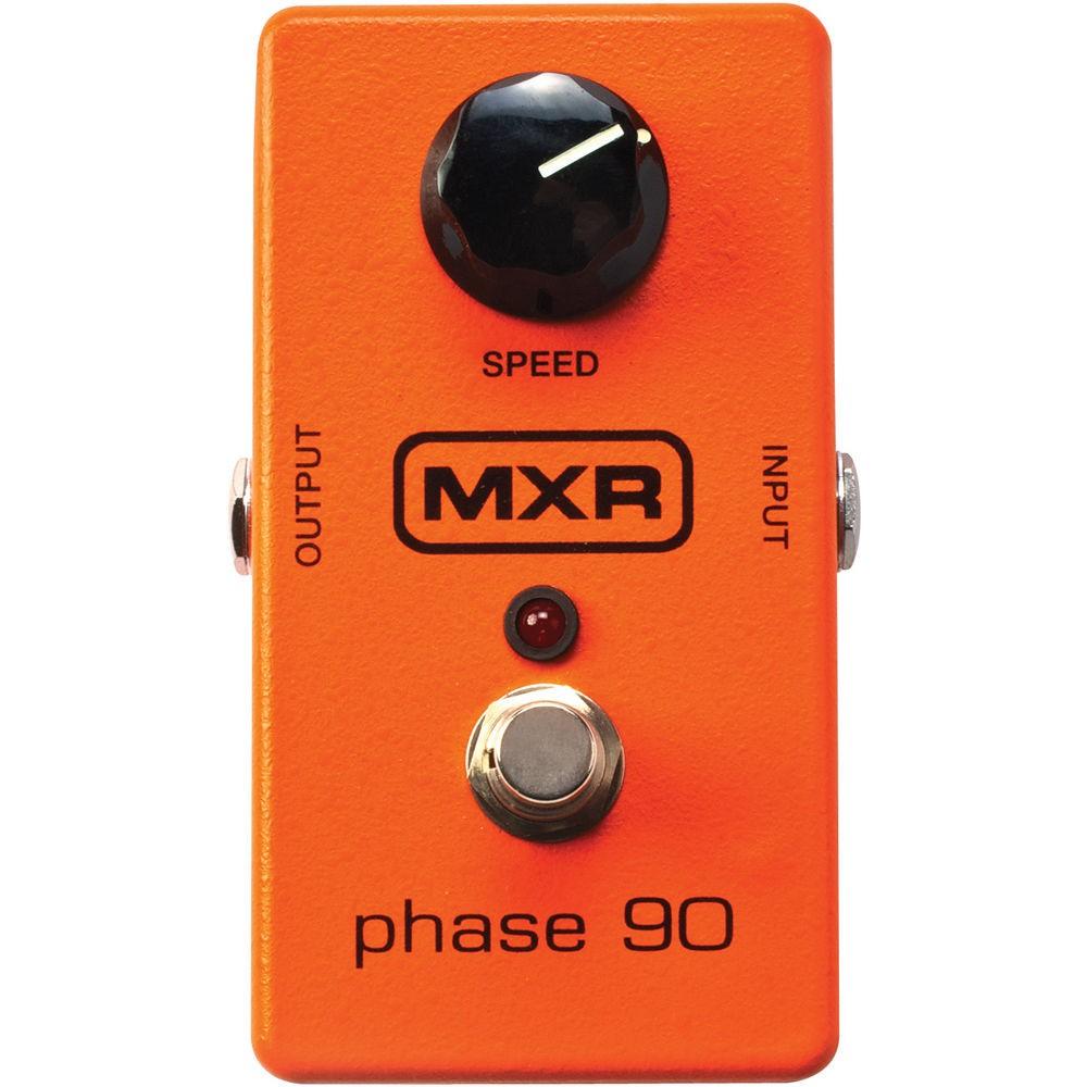 Pedal Mxr Phase 90 M101 - Nota Fiscal - Garantia Van Halen