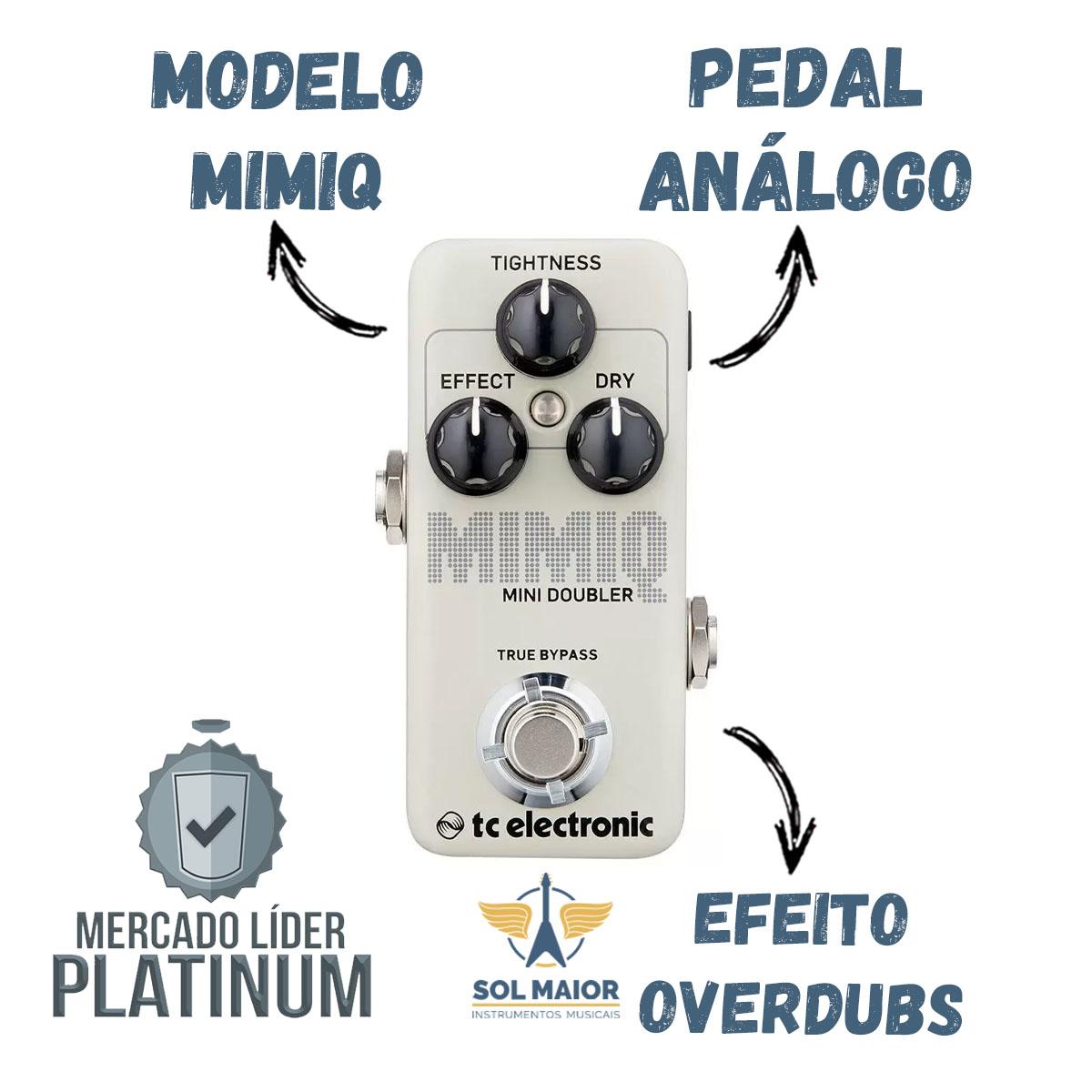 Pedal Tc Electronic Mini Mimiq Doubler