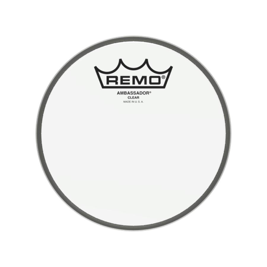 Pele Remo 6 Polegadas Ambassador Transparente BA-0306-00