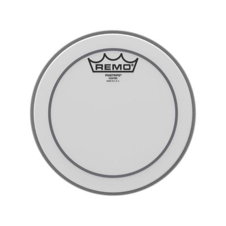 "Pele Remo Bumbo 18"" Pinstripe Transparente PS-1318-00"