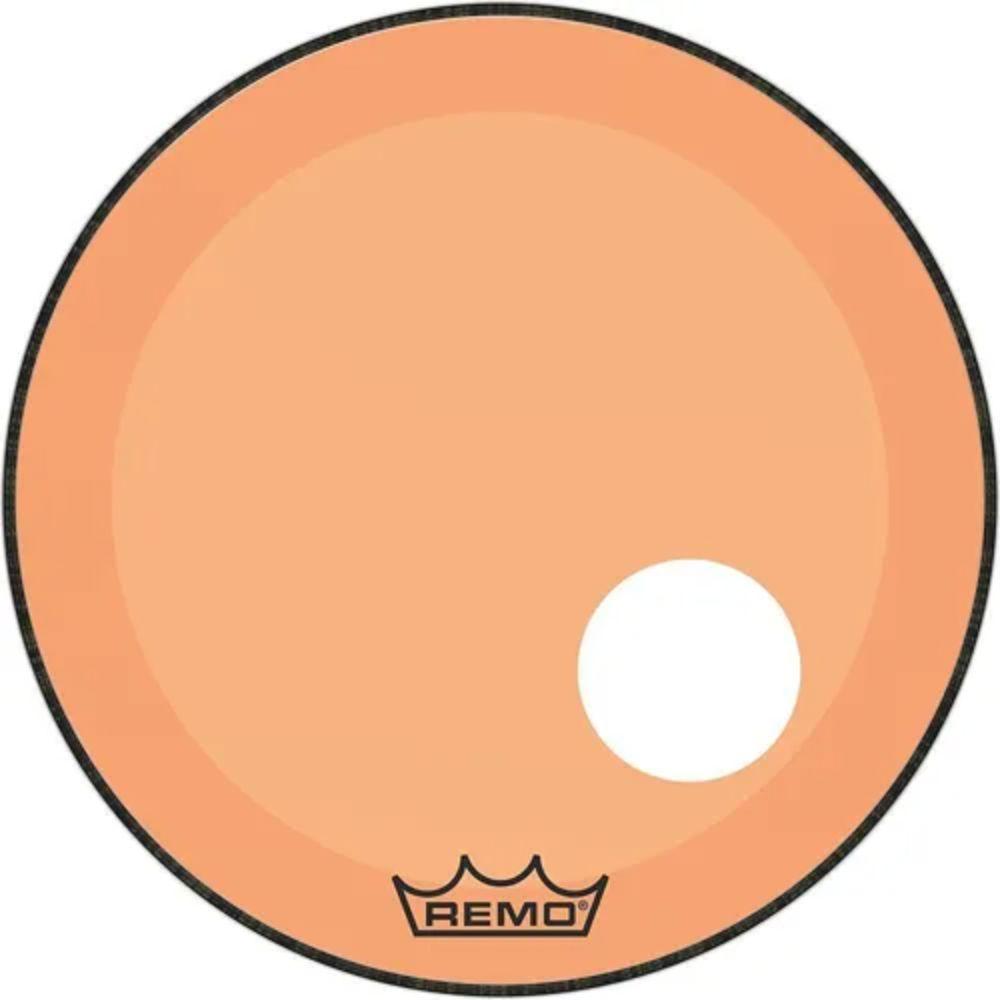 "Pele Remo 22"" Powerstroke 3 Colortone Laranja P3-1322-CT-ORG"