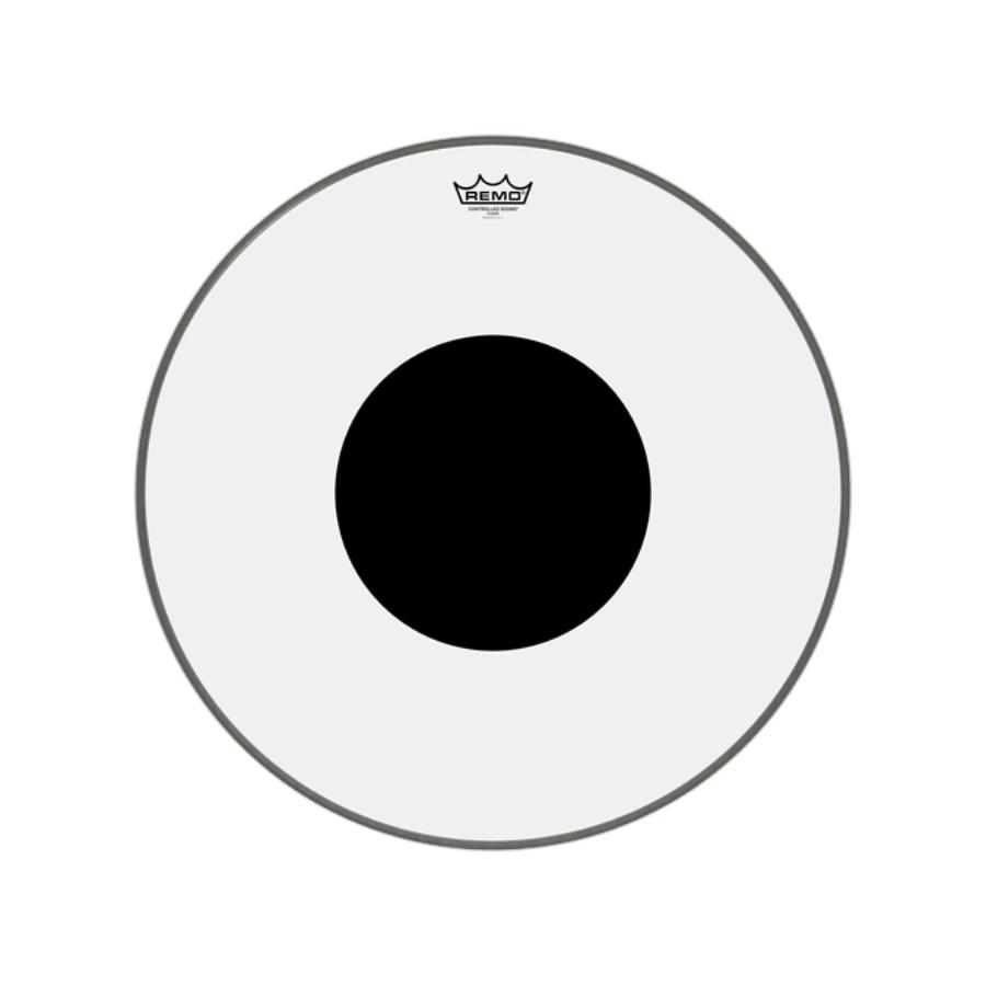 "Pele Remo de Bumbo 22"" Controlled Sound Circulo CS-1322-10"