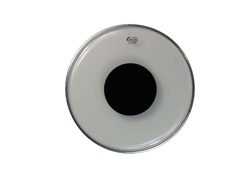 Pele Remo Encore Controlled Sound Transparente 14 En-0314-ct