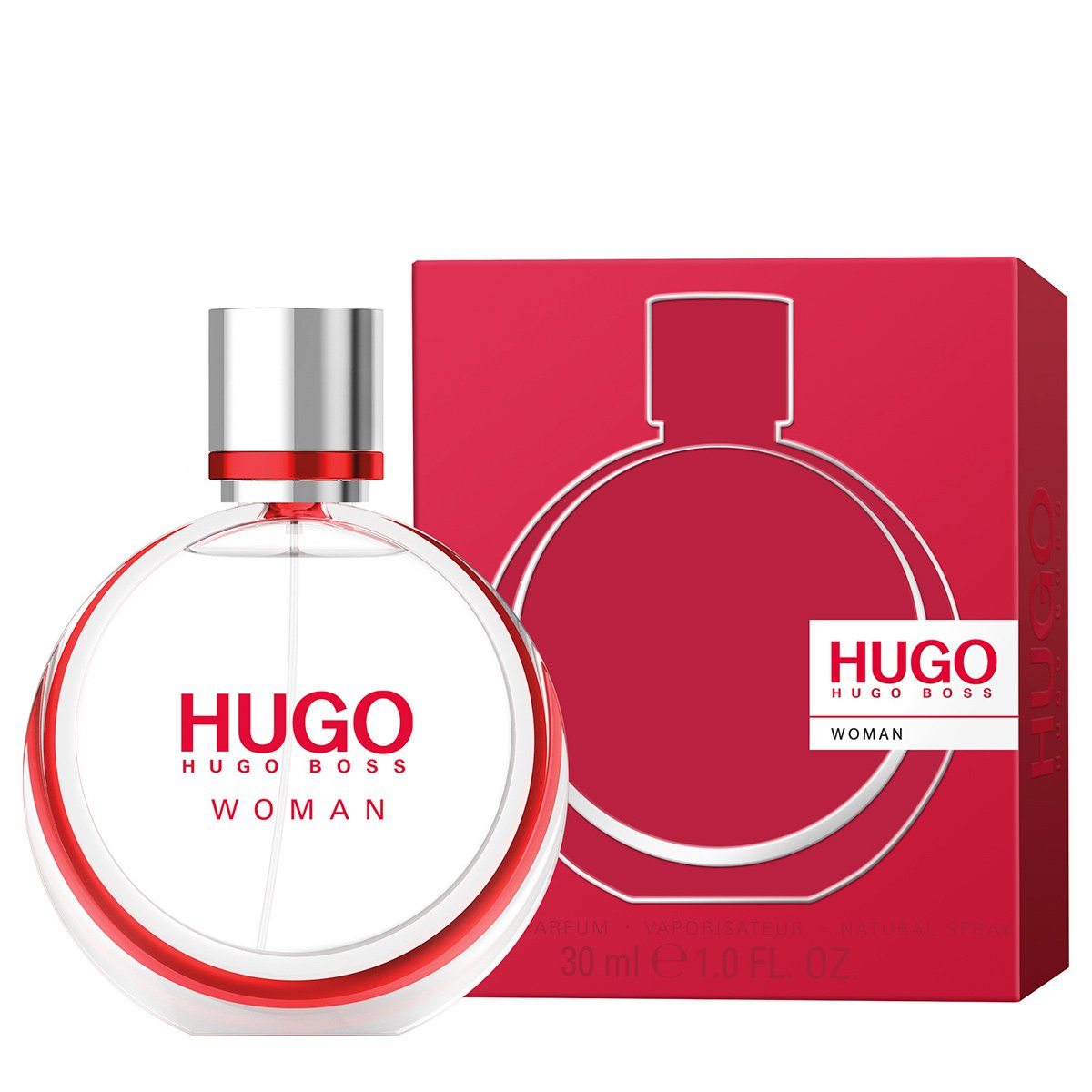 Perfume Hugo Woman Feminino Hugo Boss EDP 30ml - Incolor
