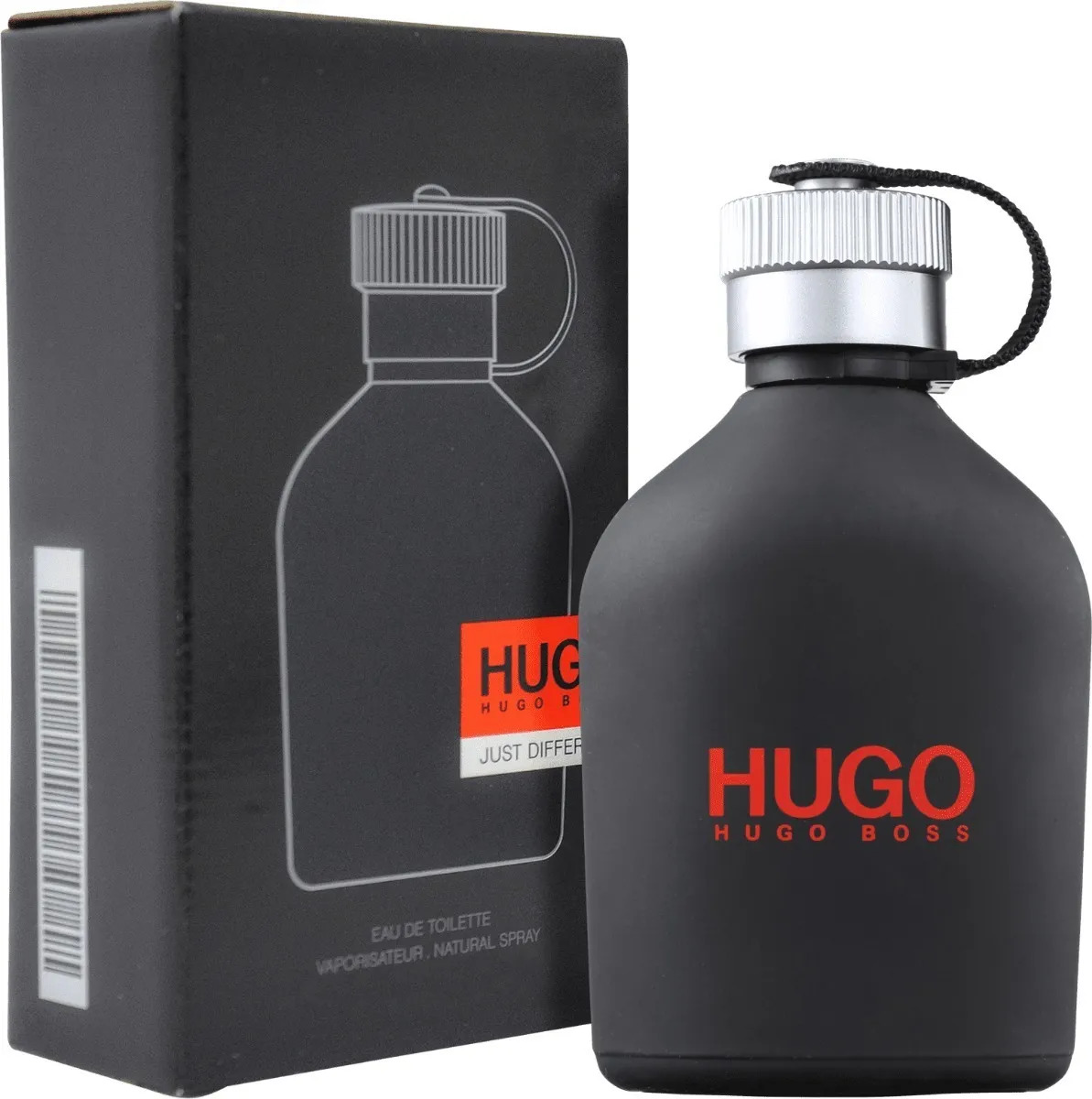 Perfume Masculino Hugo Boss Just Different Edt 40ml