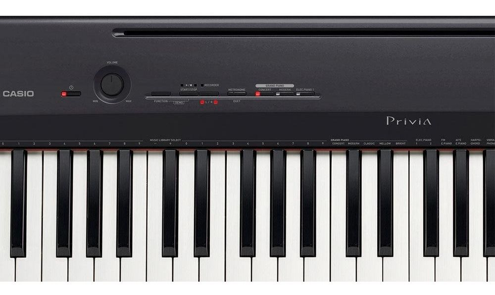 Piano Digital Casio Privia Px160 Bk Px 160