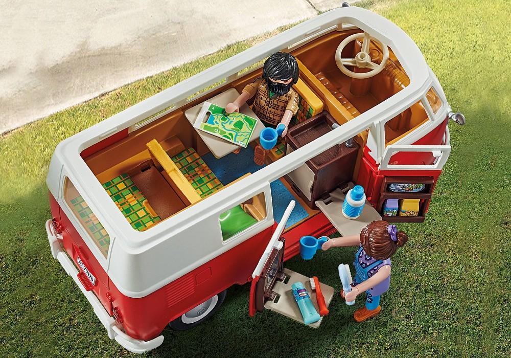 Playmobil Volkswagen Camping Bus T1 1637 - Sunny