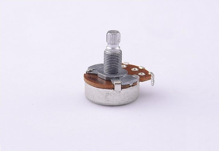 Potenciômetro Custom Sound B500K Linear 24mm Diâmetro