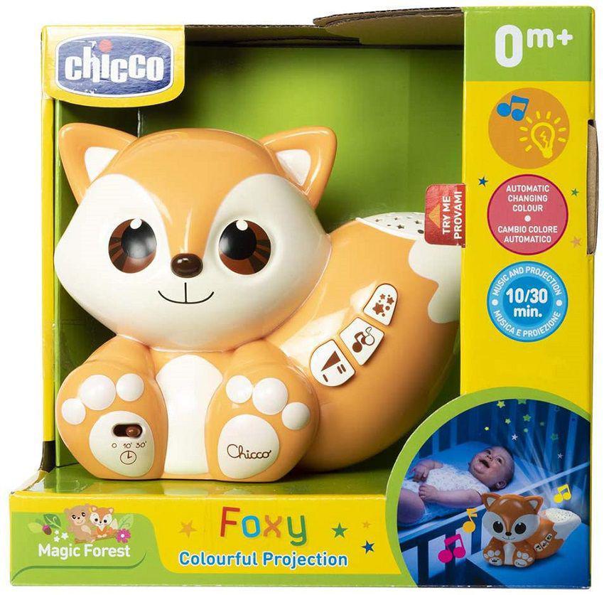 Projetor Raposa Foxy Colorida- Chicco