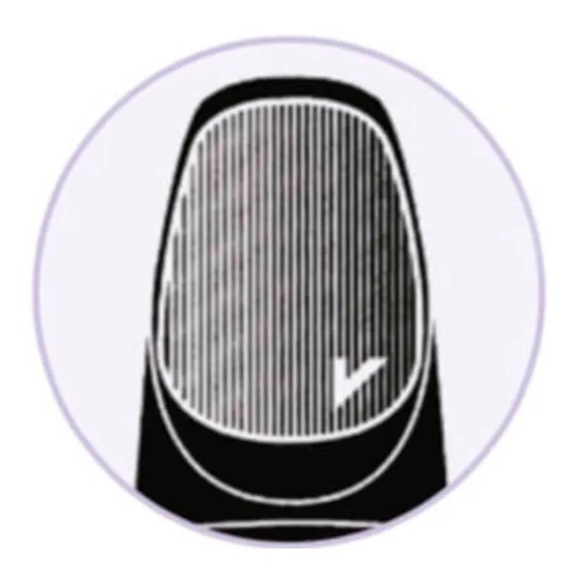 Protetor De Boquilha Vandoren Vmc 6 Transparente