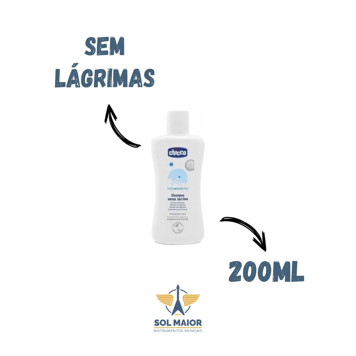 Shampoo Sem Lágrimas 200 ml - Chicco