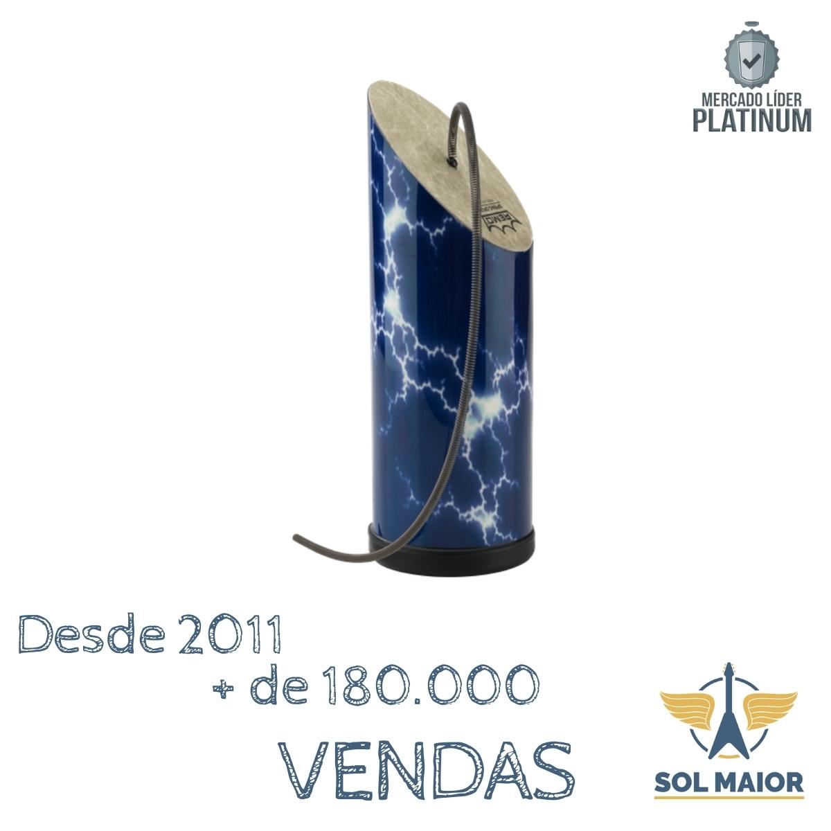 Spring Drum Remo 4x10 Polegadas Com lado Angulado SP-0410-LA