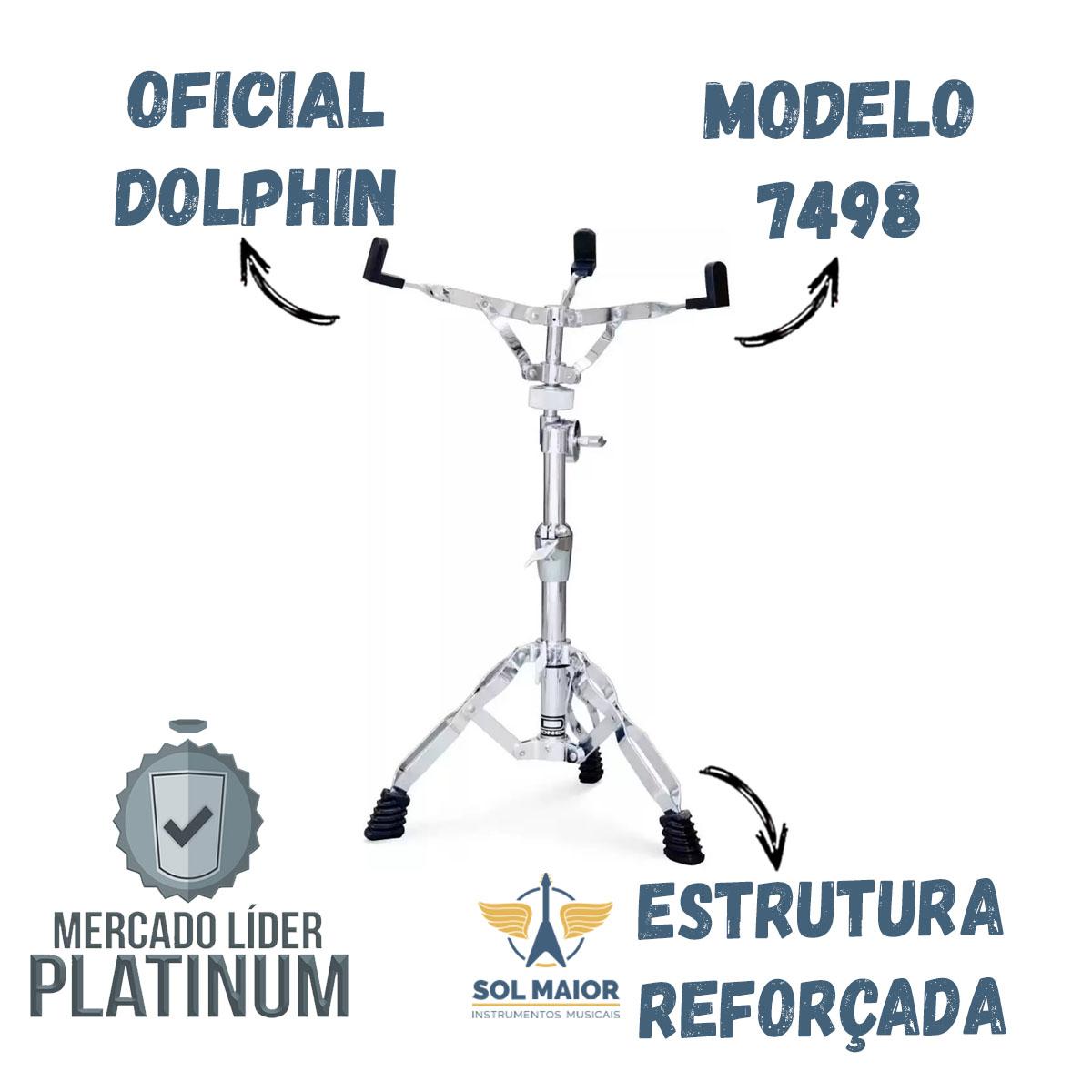 Suporte Estante Especial Para Caixa Dolphin - 7498