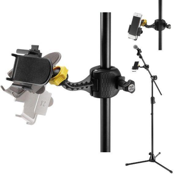 Suporte Hercules P/ Smartphone Microfone Ajustavel DG200B