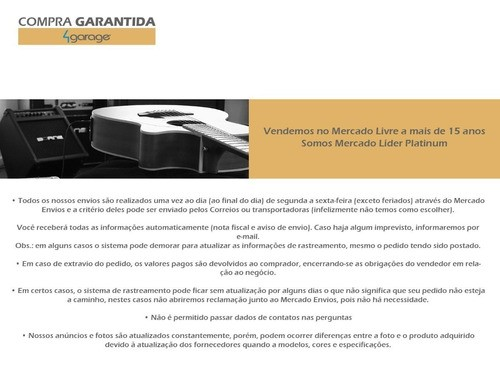 Suporte Para Jack De Guitarra Telecaster Spirit Preto Tjs3