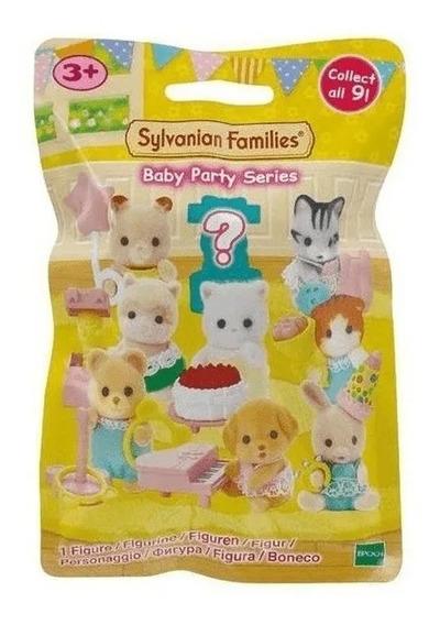 Sylvanian Families Bebês Surpresa Fantasias 5544 - Sortidas