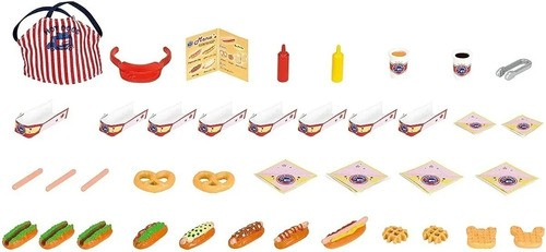 Sylvanian Families Hot Dog Van Cachorro Quente - 5240