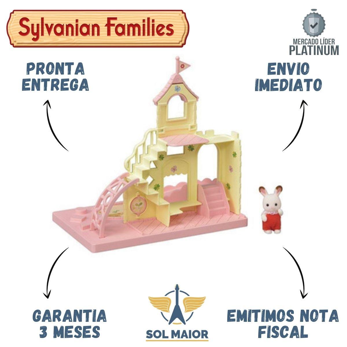 Sylvanian Families Playground Do Castelo - 5319 Epoch