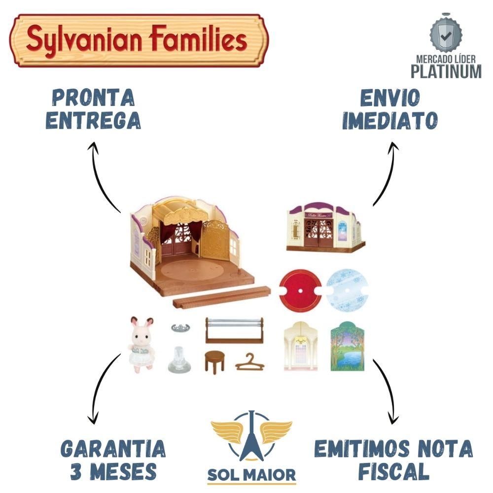 Sylvanian Families Teatro De Ballet 5256 Epoch