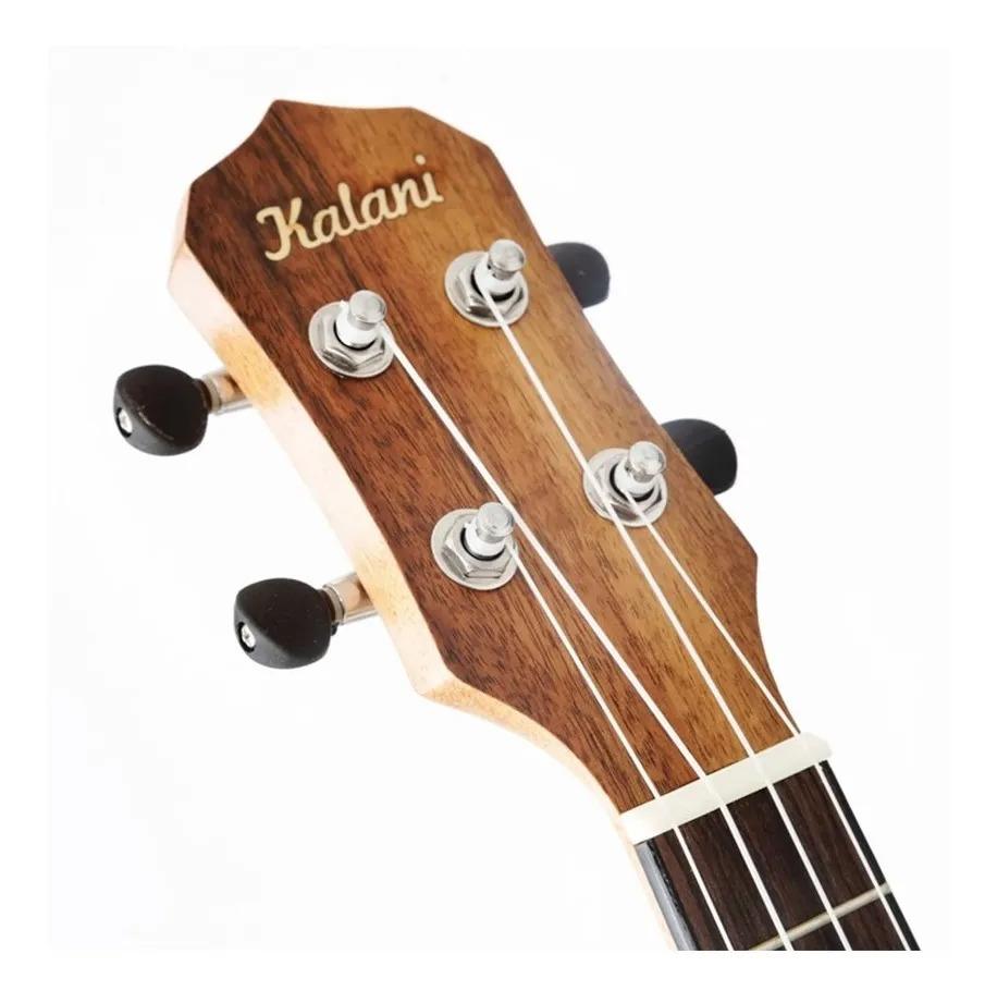 Ukulele Nalu Signature Kalani Concerto 24 Mogno Sm Com Capa