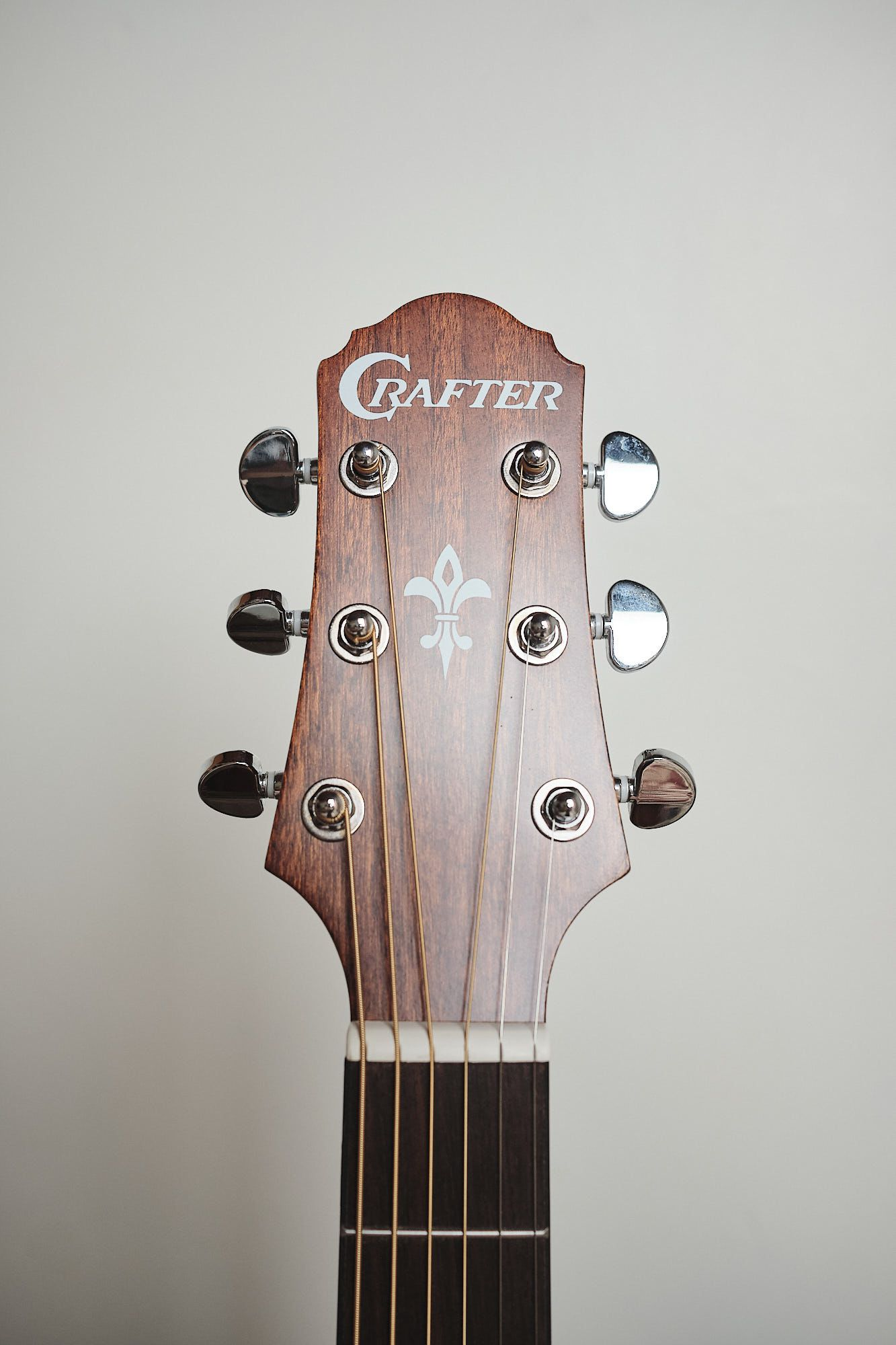 Violão Aço Crafter Orchestra Cutway Eq Cr-t Nat Fosco Ht-100