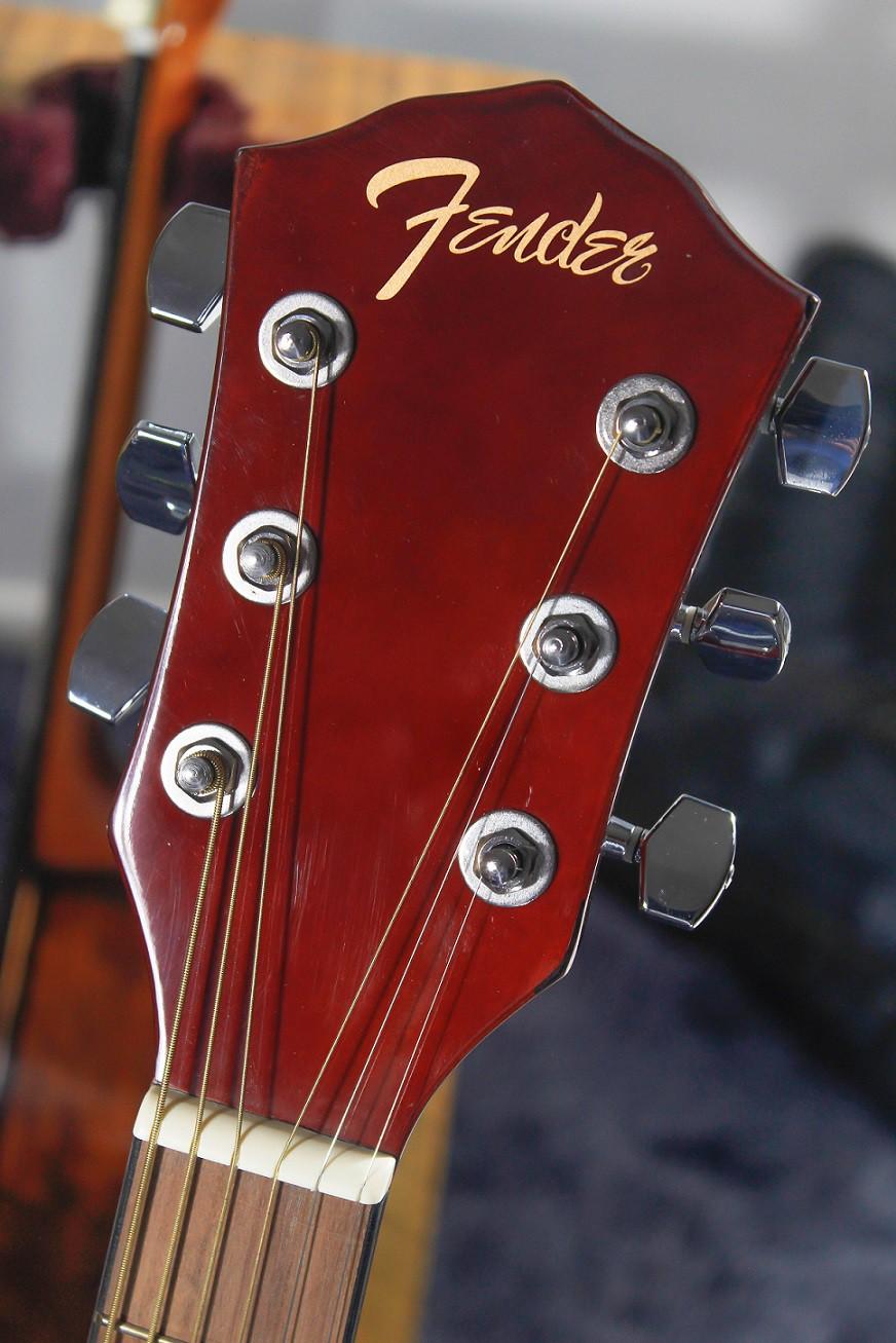 Violão Fender Fa-125ce Eletro Acústico 096 1113 Nt