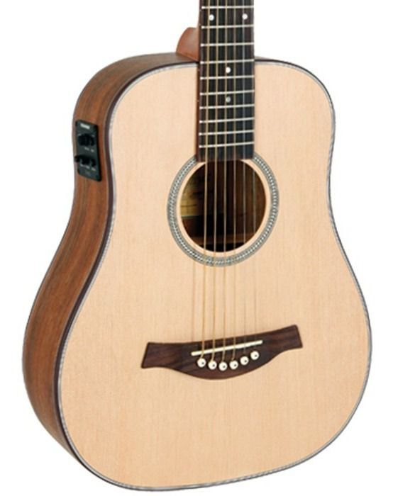 Violão Tagima Walnut Baby Five Fishman Bt2e