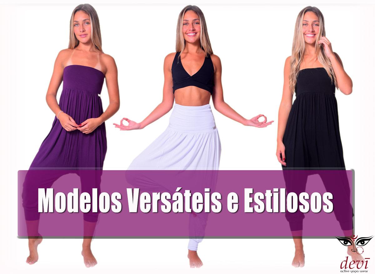 modelos yoga versateis