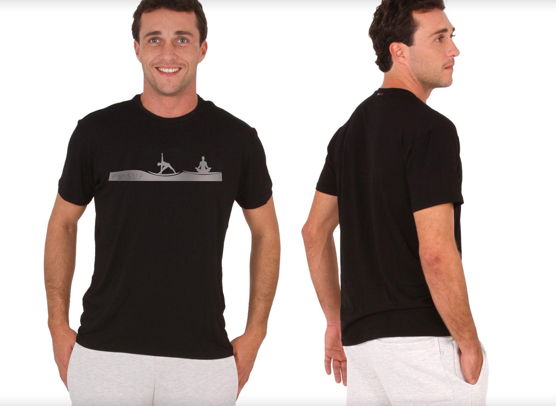 Camiseta Sup Yoga  Devi