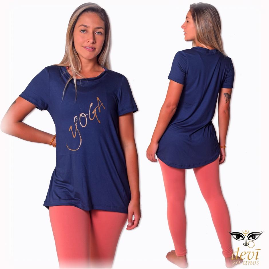 Camiseta Yoga Devi